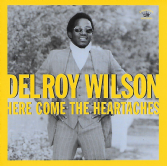 Delroy Wilson - Here Come The Heartaches (Kingston Sounds) LP